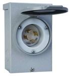 Pb30 Power Inlet Box 30a 120/240v L14-30p CAT751,PB30,75190137,IB30,