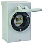 Pb50 Power Inlet Box 50a 120/240v CAT752R,PB50,PB50,75190139,