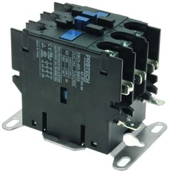 42-25103-04 Protech 3 Pole 40 Amps At 230/460/575 Volts 208/230 Volts Contactor CAT330R,422510304,232180,33010900,C40A,662766167474