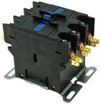 42-25103-05 Protech 3 Pole 50 Amps At 230/460/575 24 Volts Contactor CAT330R,42-25103-05,662766167481,42-40594-11,PRO424059411,422510305,33010905,C50A