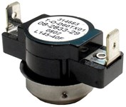 425055 Protech 25a 230v Flangeless Airstream Limit Switch (l145)
