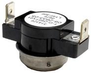425056 Protech 25a 230v Flangeless Airstream Limit Switch (l140)