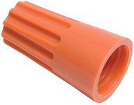 455077 Protech Wire Nut Plastic Orange 22-14 Awg CAT330R,455077,662766265873,33000830