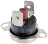 47-22861-04 Protech 10/15a 120/230v Small Flanged Airstream Limit Switch (l250)