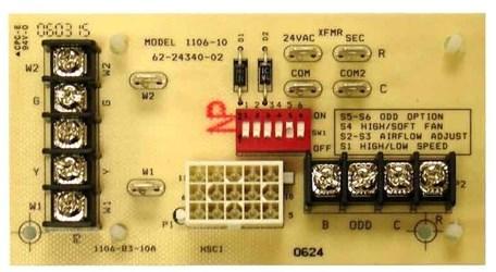62-24340-02 Protech Ecm Interface Control Board CAT330R,622434002,662766246681,33010856