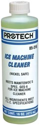 85-316 Protech Nickel Safe 16 Oz Green Ice Machine Cleaner CAT330R,85316,662766214987,33001445,IMC