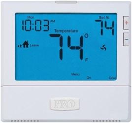 Pd411065 T-855 Protech Pro1 Multi Stage 2 Heat/2 Cool Programmable Thermostat CAT330PR,T855,PRO1,33099626,PROT855,411065,PRO1T855,HPT,662766469943