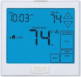 Pd411066 T-905 Protech Pro1 Single Stage 1 Heat/1 Cool Programmable Thermostat CAT330PR,T905,T-905,PRO1,87500096,PROT905,411066,PRO1T905,662766469950