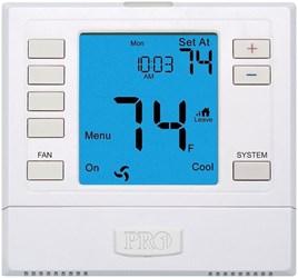 Pd411085 T-755 Protech Pro1 Heat Pump Multi Stage 3 Heat/2 Cool Programmable Thermostat CAT330PR,662766440874,T755,662766470017