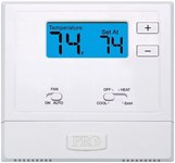 Pd411096 T621-2 Protech 2 Heat/1 Cool Non-programmable Thermostat CAT330PR,PD411096,662766462968