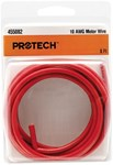 Pd455082 Protech Red 10awg Stranded 8 Ft Wire CAT330R,455082,662766265927,33000855,662766466652