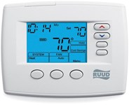 Uhc-tst213unms D-w-o Ruud Multi-stage, 2 Heat/2 Cool Conventional, 3 Heat/2 Cool Heat Pump Programmable Thermostat CATO330R,UHC-TST213UNMS,UHCTST213UNMS,UHC,662766419450,RDT