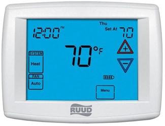 Uhc-tst501cmms Protech Multi-stage, 2 Heat/2 Cool Conventional, 4 Heat/2 Cool Heat Pump Programmable Thermostat CAT330R,UHC-TST501CMMS,UHCTST501CMMS,UHC,662766393781,UHCT,RPT,RT500,RCTSTAT,RDT