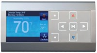 Uhc-tst551cmms Protech 2 Heat/2 Cool Programmable Thermostat CAT330R,UHC-TST551CMMS,662766469899,UHC