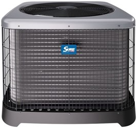 Sp1424aj1na Sure Comfort 2 Ton 14 Seer/11.5 Eer/8.2 Hspf 208/230/1 Ph Single Stage Heat Pump CAT316SC,SP14,SP1424,662021415371