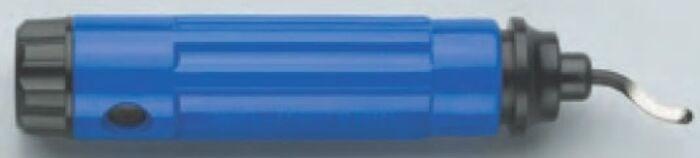 60163 Yellow Jacket Blue Deburring Tool CAT380RC,60163,686800601632