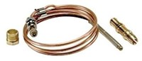1980-030 Robertshaw 30 Snap Fit Thermocouple CAT875,TC30,RS1980030,08601205,33077819,33000530,33078700,87503224,TK30,Q390A-1053,1980030,999000037688,662013631901