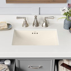 200520-wh Ronbow White Under Counter Bathroom Sink CATRON,200520-WH,200520WH,MFGR VENDOR: RONBOW,PRCH VENDOR: RONBOW,