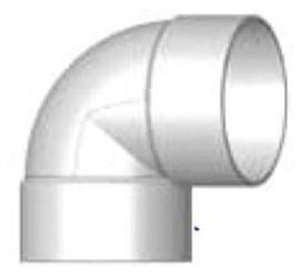 P204 4 Pvc Sdr 90 Short Turn Ell (1/4 Bend) CAT467SW,P204,SDRSTLN,SDRSLN,DSSLN,DSSN,46720504,DF204,V306,40214,280644,46721460,DLN,V3304,46790260,10089938003663,000246,DL4,0089938003666,622454402560,