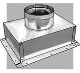 5051268 Royal Metal 12 X 6 X 8 Astm A653 Cs Type B Steel R4 Insulated Register Box CAT342A,505-1268,065050268,687384729897,5051268,SIB,SIB1268,505,STAN5051268,RHS5051268,00848605038291