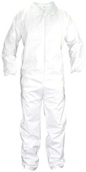 6854 Sas Safety White Disposable Coverall Extra Large CATSAS,MFGR VENDOR: SAS,PRCH VENDOR: SAS,