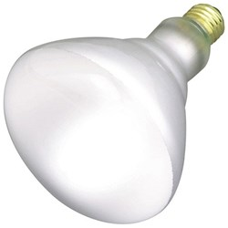 S4453 Satco Br40 Incandescent 540 Lumens E26 Medium Base Frosted Light Bulb CAT766,S4453,045923044533,45923044533