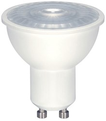 S9385 Satco Mr16 Led 500 Lumens 5000k Gu10 Base Light Bulb CAT766,S9385,LEDGU10,045923093852,GU10,LEDMR16,SATS9385