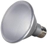 S9416 Satco Par30sn Led 1000 Lumens 3000k E26 Medium Base Silver Light Bulb CAT766,S9416,045923094163,SATS9416