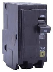 Qo250 Schneider Electric 50a 120/240v 2 Pole Qo Plug-on Circuit Breaker CAT746,QO250,