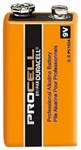 Pc1604tc12 Selecta Alkaline 9 Volts Professional Battery CAT761,PC1604,9VB,B9V,PC1604TC24,9V,MFGR VENDOR: PROCELL,PRCH VENDOR: SELECTA,00041333526485,