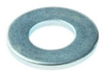 Sae38j Selecta 3/8 Zinc Plated Flat Washer CAT761,SAE38J,FW38,781035560188,78103556018