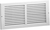 01112025cw 170 20 X 25 Bright White Steel Return Air Grille CAT350,1702025,SEL1702025,170-20X25,170,1112025,053713861918,053713864391