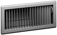 01391206br 310fb 130 6 X 12 Brown Enamel Steel Floor Register CAT350,GR310126,130126,130612,SEL130126,130,310FB612,310FB,1391206BR,FG612,FG126,053713887277,053713887260