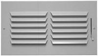 03400804cw 601-hm 8 X 4 Bright White Enamel Steel 1-way Register CAT350,053713911316,18184,SEL181HM84,181HM,601HM84,60184,9114042329,999000012761,601HM,3400804CW,35019017