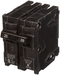 Q220 Siemens 20a 120/240v 2 Pole Qp Plug-in Circuit Breaker CAT751S,Q220,783643148369,BREAKER,2P,20A,QP,30783643148360