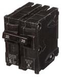 Q225 Siemens 25 Amps 120/240 Volts 2 Pole Qp Plug-in Circuit Breaker CAT751S,Q225,783643148376