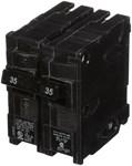 Q235 Siemens 35 Amps 120/240 Volts 2 Pole Qp Plug-in Circuit Breaker CAT751S,Q235,Q235,783643167650
