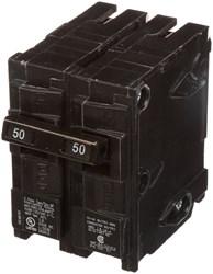 Q250 Siemens 50a 120/240v 2 Pole Qp Plug-in Circuit Breaker CAT751S,Q250,783643148642,MFGR VENDOR: CAJUN,PRCH VENDOR: CAJUN,50AMP,BREAKER,50A,2P,QP