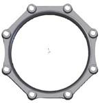 Dg6 Sigma 6 Ductile Iron Mechanical Accessory