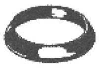 Mg10 Sigma 10 Rubber Gasket Only Mechanical Accessory CAT683A,MG10,CMJGAS10,MJG,IMJG10,68304445,SMG10,MJS10,MJ10,MJ-10,SG10,MJG10,68238080,