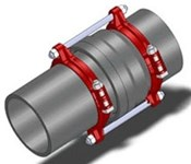 Pwp-c8 Sigma Pv-lok 8 Pvc/ductile Iron Restraint CAT617,PVPC8,PVP-C8,68304623,PLOK8,61702215,PWP-C8,SIGPVPC8,P2P8,1L8,PTP8,FDMJPPRPWPC08,FDMJR,