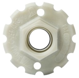 616-02c Wall Nut Shower With Chrome Finish CAT451S,616-02C,616-02C,616-02C,739236506894