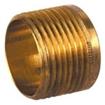 614-4 1 Brass Flush Adapter Female Solderedxmale Threaded CAT451S,614-4,739236401267,B55003,B55-003,717510550030,MARVEL,MRG,JONB55003,MR1