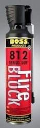 81221 Accumetric Red Fire Stop CAT250F,