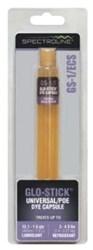 Gs-1/ecs Spectronics Glo-stick 0.52 Oz Amber Dye CAT380SP,00672052228482