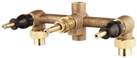 01-31xa Price Pfister Ada 3 Hole 3 Handle Tub & Shower Valve CAT162,16203020,0131XA,38877400258,038877400258