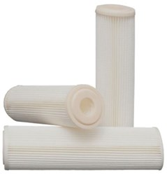 Pc1005 Sterling Water Treatment 10 Pleated Cellulose Cartridge 5 Microns CATFIR,813310020633