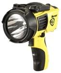44900 Streamlight Waypoint 550 Lumens Led Flashlight Yellow CAT390F,44900,080926449008