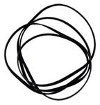 Lb216 Supco 1/4 Dryer Belt CAT382,GPLB216,WE12X42,LB216,999000001298,38437106,687152168293