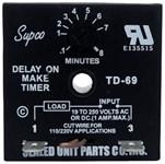 Td69 Supco 1 Amps 19 To 250 Volts Timer CAT382,TD69,TD69,TD69,TD69,38231925,687152034314